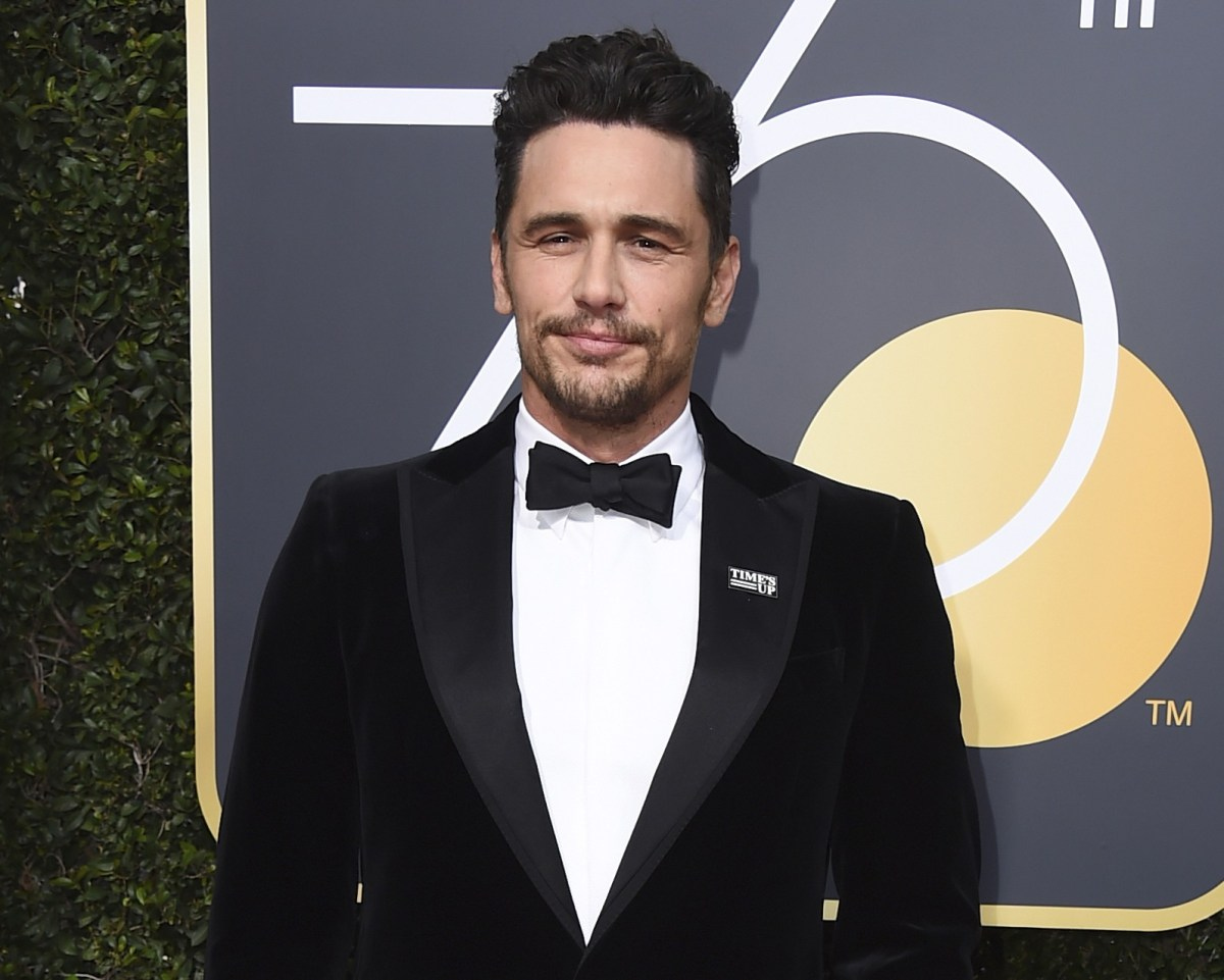 , James Franco, Who Supported Time's Up Anti-Sexual Harassment Group, Agrees to Pay $2.2 Million to Settle a Sexual Misconduct Case, Nzuchi Times Breitbart