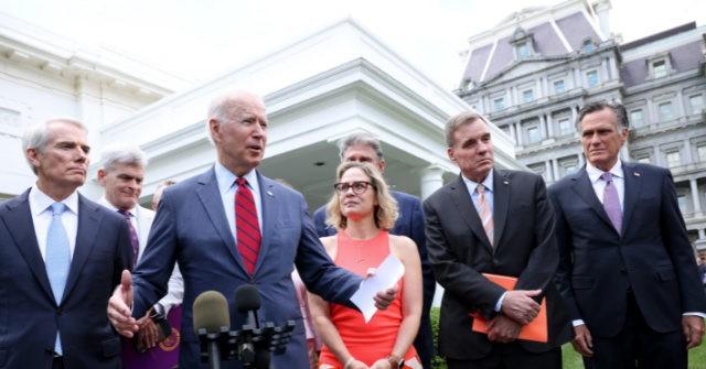 , NYT: Bipartisan Infrastructure Plan Exposing Cracks in Democrat Party, Nzuchi Times Breitbart