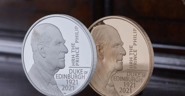 , Prince Philip Honoured on Special 5 Coin, Nzuchi Times Breitbart