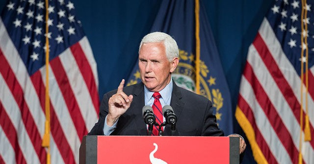 , Mike Pence: Joe Biden Campaigned 'as a Moderate' but He's 'Most Liberal President Since FDR', Nzuchi Times Breitbart