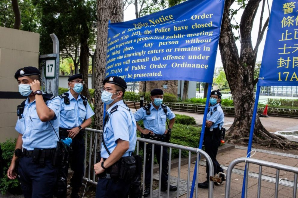 , Rights Leader Decries China Ban on Tiananmen Memorial in Hong Kong, Nzuchi Times Breitbart