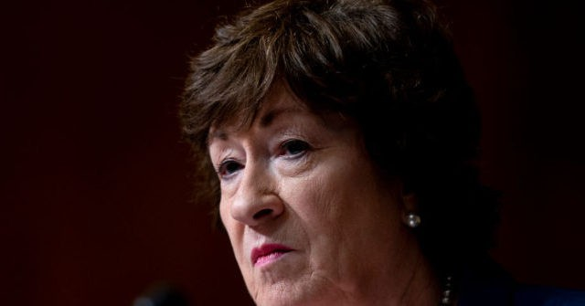 , Exclusive: 4th Maine Republican Committee Censures Sen. Susan Collins over Vote to Convict Trump, Nzuchi Times Breitbart
