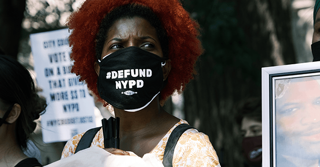 , Democrats Begin 2022 Cycle with Infighting over Defunding Police, Nzuchi Times Breitbart