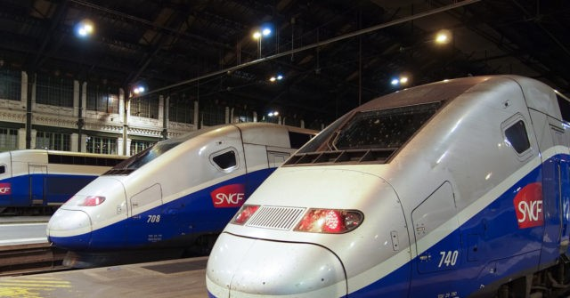 , High-Speed Train Targeted with Gunfire in Gang Crime City of Marseille, Nzuchi Times Breitbart