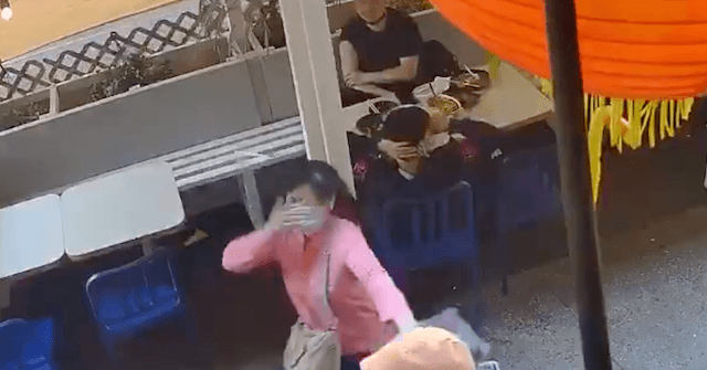 , GRAPHIC VIDEO: NYC Homeless Man Charged in Assault on Asian Woman Has 17 Prior Arrests, Nzuchi Times Breitbart
