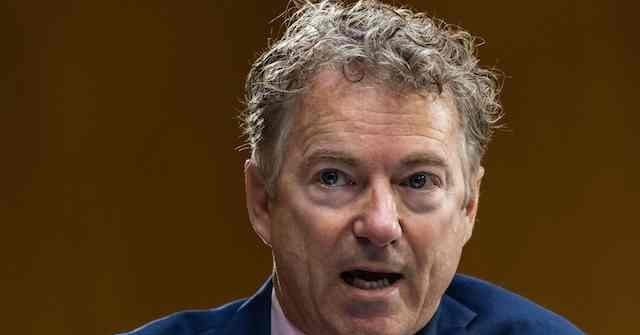 , Rand Paul: Cleveland Clinic Study Indicates No Point in Vaccinating People Who Already Had the Coronavirus, Nzuchi Times Breitbart