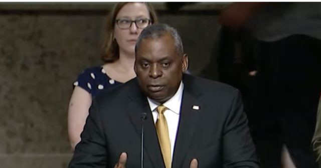 , Defense Secretary Lloyd Austin: 'We Have Diversity, Equity, and Inclusion Focus in the Military', Nzuchi Times Breitbart