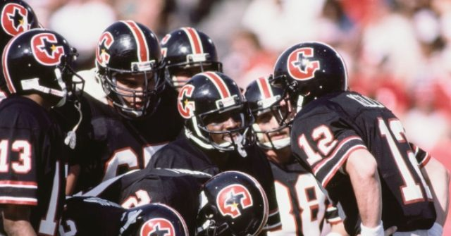 , The USFL Returns: 80s Era League to Return with Rights to Original Team Names, Nzuchi Times Breitbart