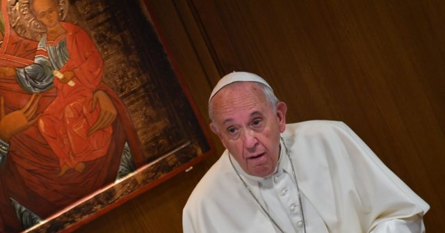 , Pope Francis Warns 'We Have Little Time Left' to Stop Global Warming, Nzuchi Times Breitbart
