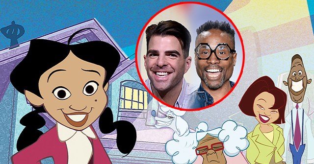 , Disney's 'The Proud Family' Getting Woke Reboot with Gay Dads, Nzuchi Times Breitbart