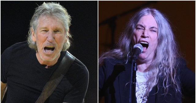 , Roger Waters, Patti Smith Among Hundreds of Musicians Accusing Israel of 'Ethnic Cleansing of the Palestinian Population', Nzuchi Times Breitbart