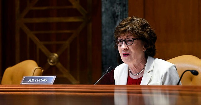 , Susan Collins Censured by Third Republican Committee for Vote to Convict Trump, Nzuchi Times Breitbart
