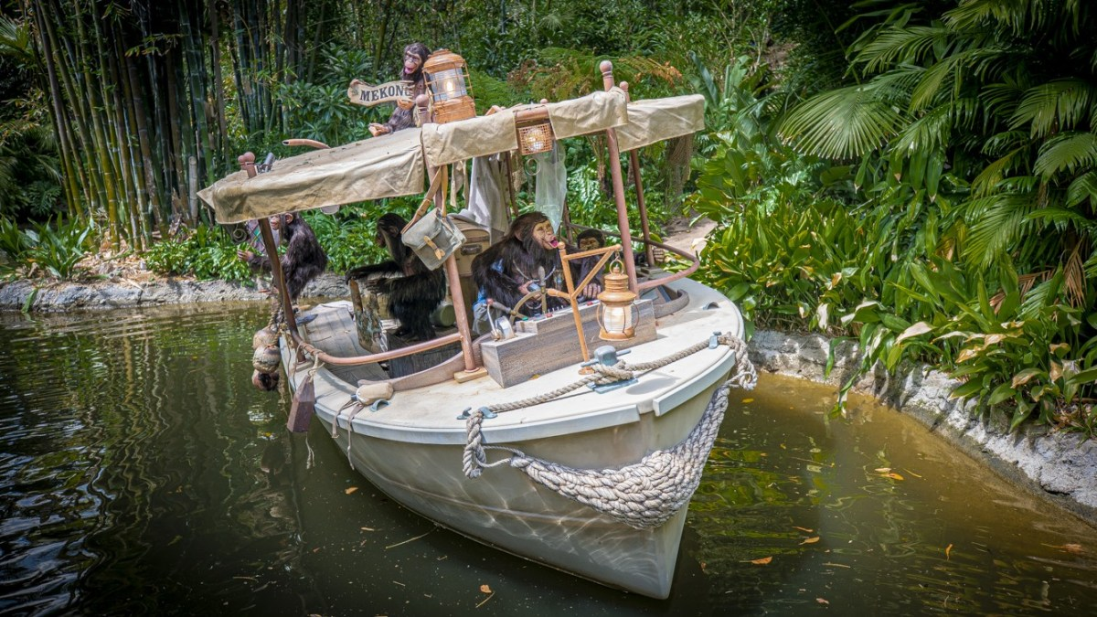 , Disney Executive Says Woke Jungle Cruise Revisions Are 'Necessary,' Part of 'Healing Journey' of America Following George Floyd Death, Nzuchi Times Breitbart