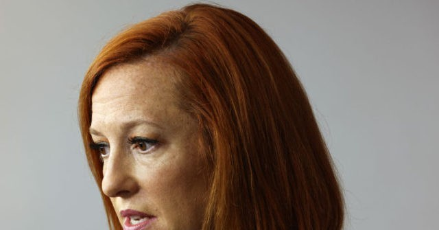 , Jen Psaki Cannot Name One GOP Member in Favor of Defunding Police, Nzuchi Times Breitbart