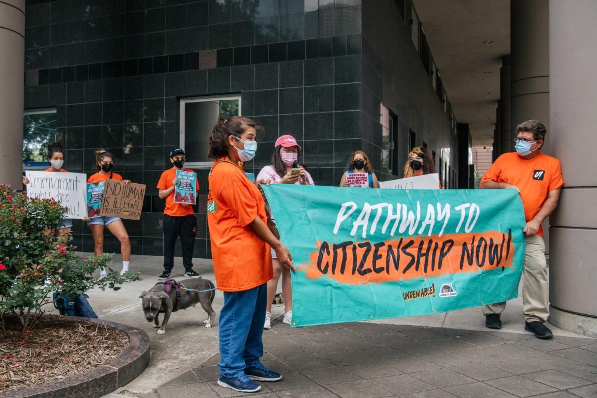 , DACA Illegal Aliens Demand American Citizenship After Judge Rules Program Unconstitutional, Nzuchi Times Breitbart