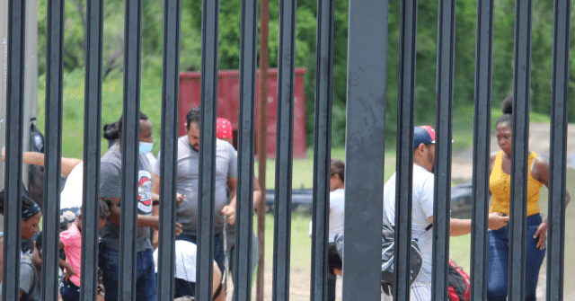 , EXCLUSIVE: Border Patrol Facilities in West Texas Again Face Overcrowding, Nzuchi Times Breitbart