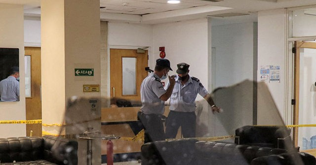 , Cyprus: Protesters Storm TV Station over Coronavirus 'Slave Pass', Nzuchi Times Breitbart