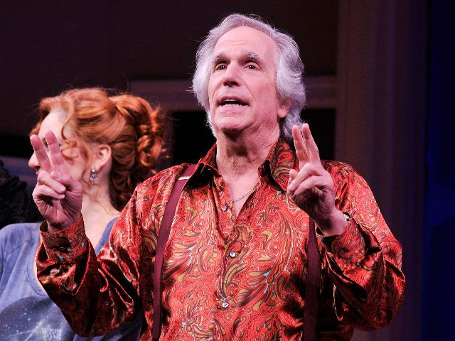 Actor Henry Winkler: We Need a 'Cataclysmic Event' to Bring the U.S. Back Together