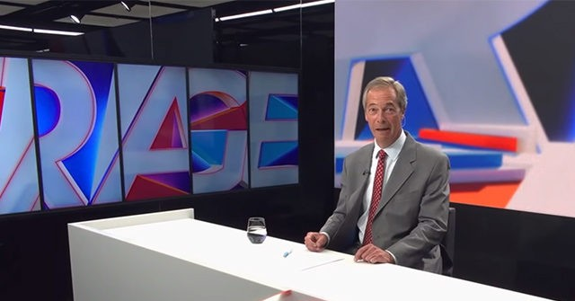 , 'Boris Johnson: Leader or Cheerleader?' Nigel Farage Calls on PM to 'Show Some Leadership' in Prime Time Debut, Nzuchi Times Breitbart