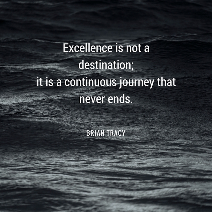 brian-tracy-qutoes-excellence-is-not-a-destination