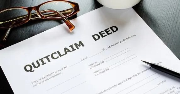 Quick deed claim