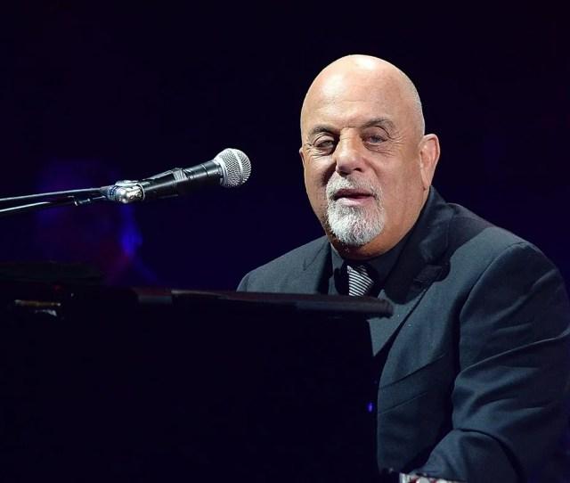 Billy Joels Net Worth Is  Million