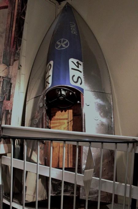 Silverkulan på Fagersta Bruksmuseum