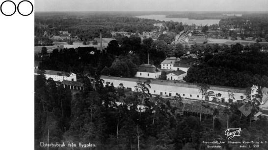 Österby Bruk på 1930-talet