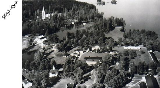Stjernsunds Bruk på 1950-talet