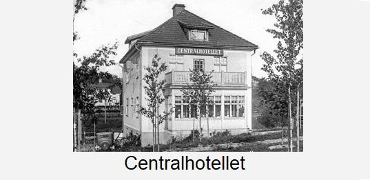 Oktober 2018 – Centralhotellet