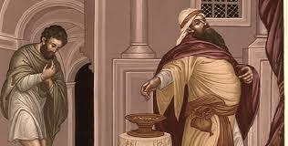 Farisej i carinik