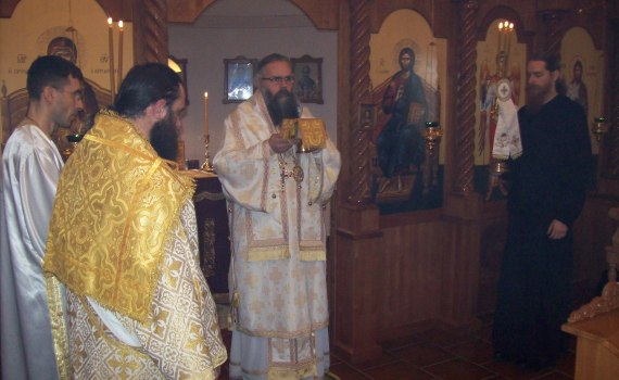 Sveti prvomučenik i arhiđakon Stefan u Badovincima 16