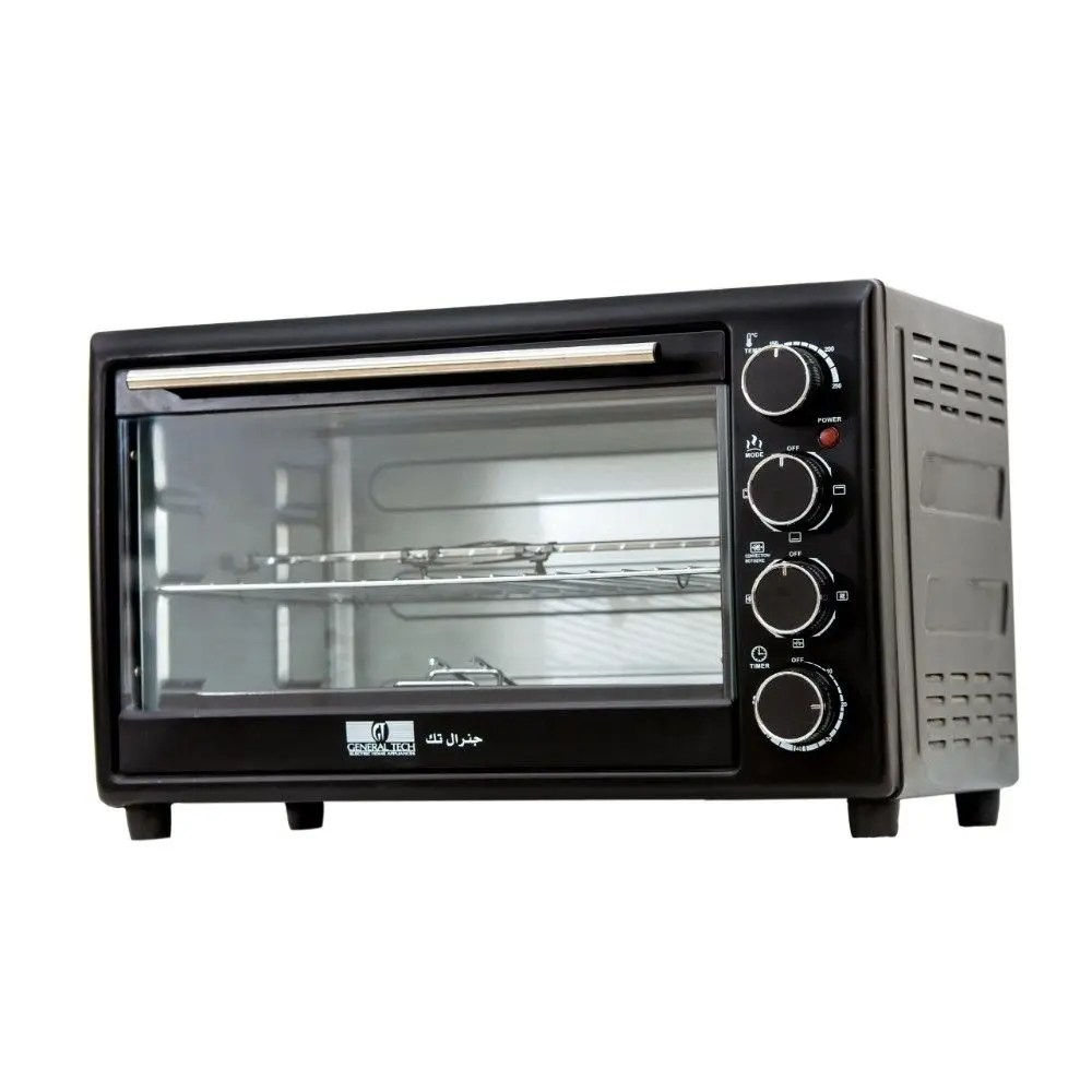 general electric oven with grill 35 liter black o5