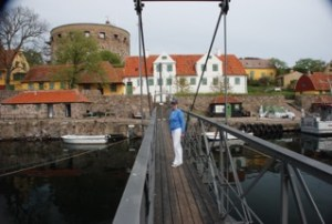 Mellan Fredriksö och Christiansö