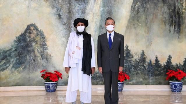La Chine a de grandes ambitions sur les ressources naturelles de l'Afghanistan. Mais c'est loin d'être gagné d'avance…