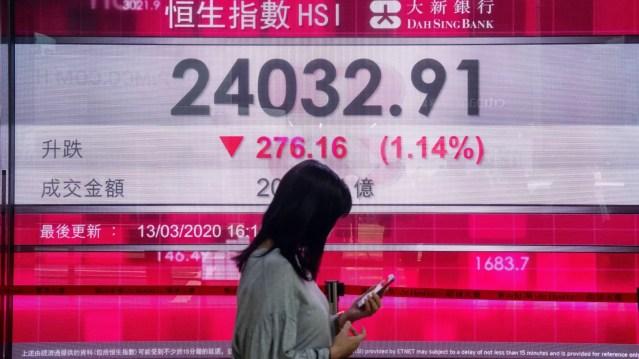 Pékin se tire une balle dans le pied: les valeurs technologiques en chute libre à la bourse de Hong Kong