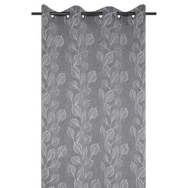 achat rideau gris pas cher retrait