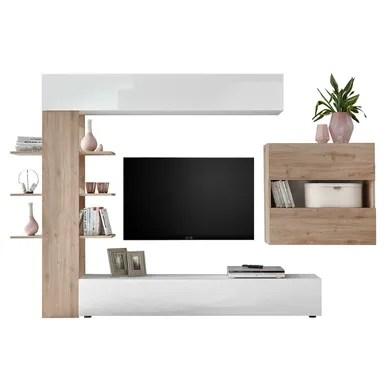 meuble tv meuble tv suspendu pas cher