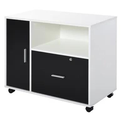 armoire et caisson de bureau avec
