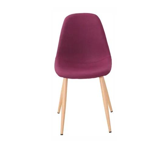chaise lynette 2 prune