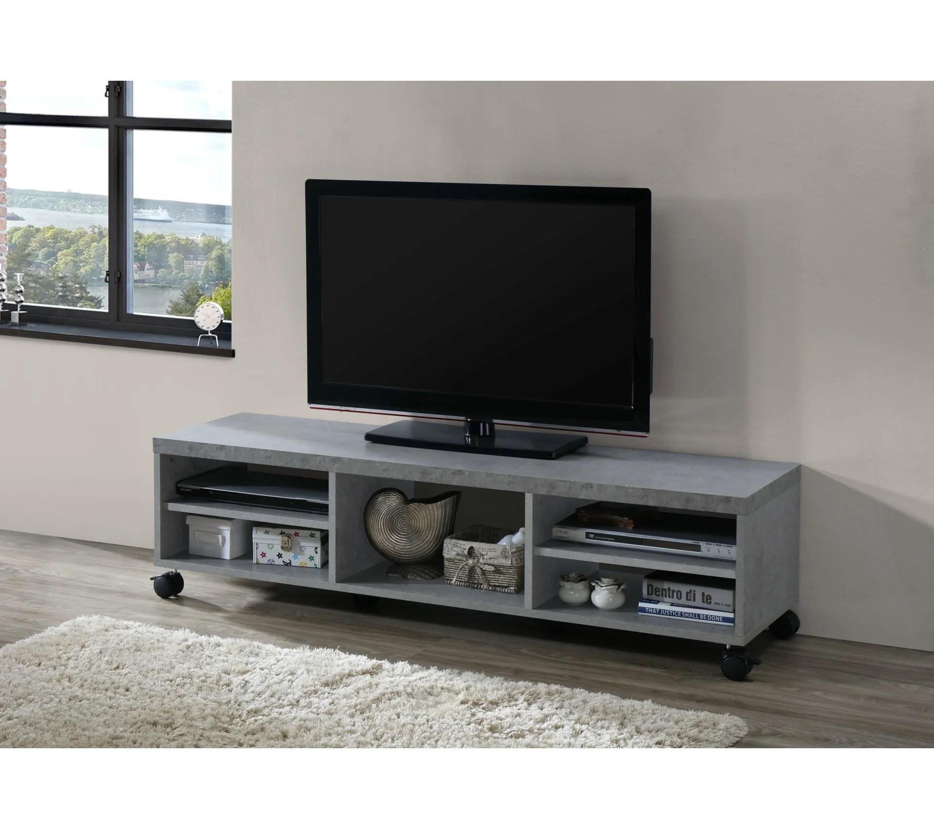 meuble tv next 3 beton