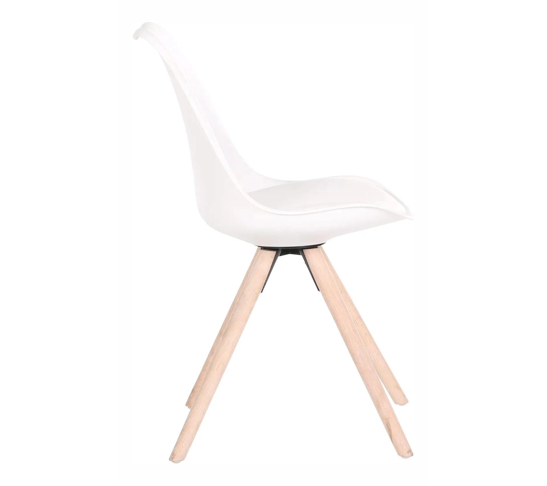 chaise oslo 3 blanc