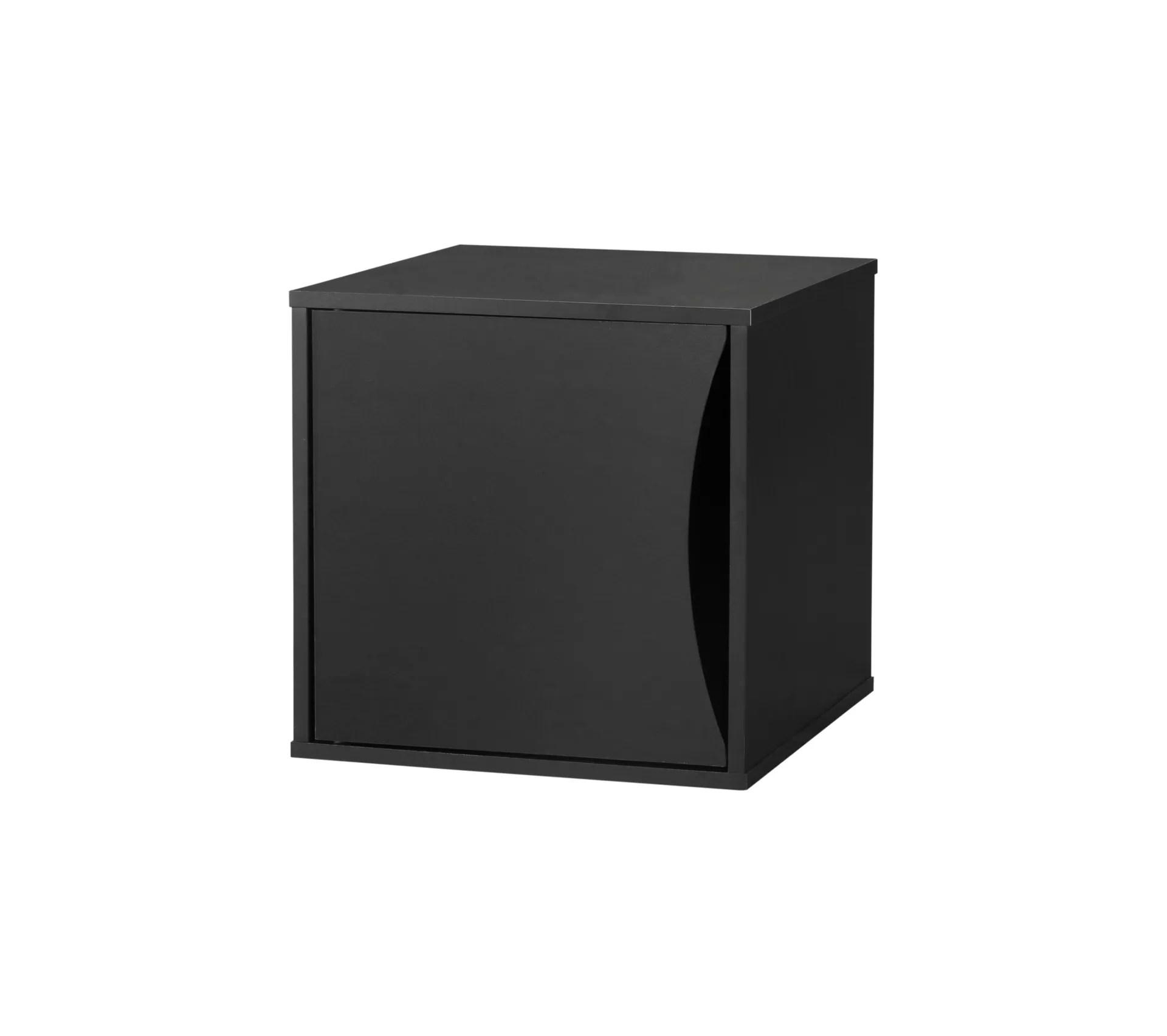 porte cube next 2 noir
