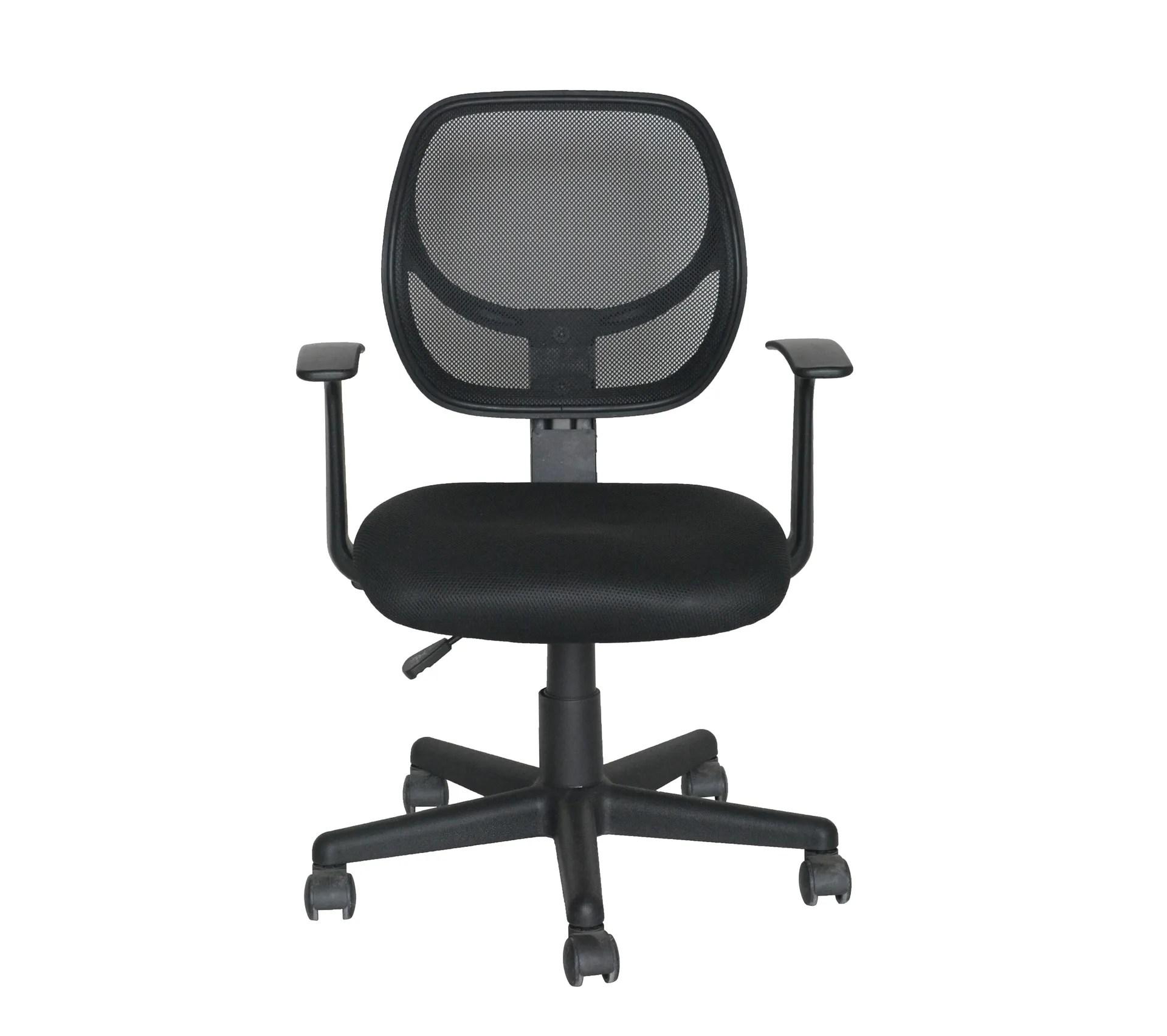 chaise dactylo wizz 2 noir