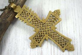 Precedence - Ethiopian Cross