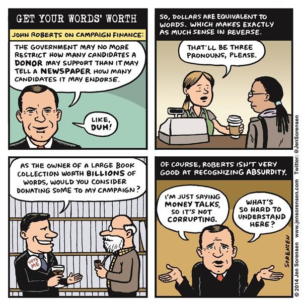 147270 600 Campaign Finance cartoons