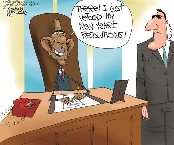 158094 600 Obamas Resolutions cartoons