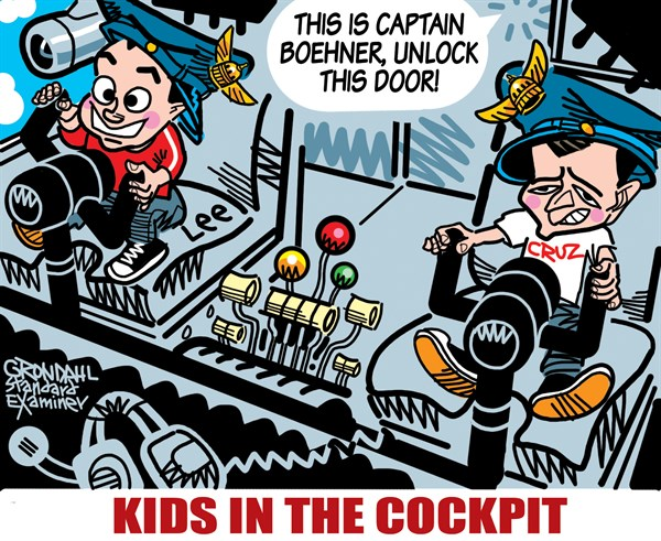 138234 600 Kids in the Cockpit cartoons