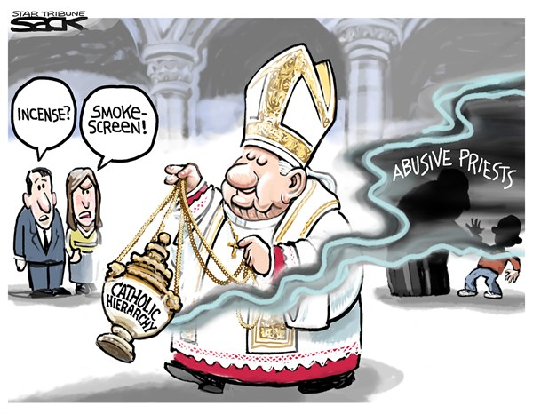 138695 600 Smokin Bishop cartoons