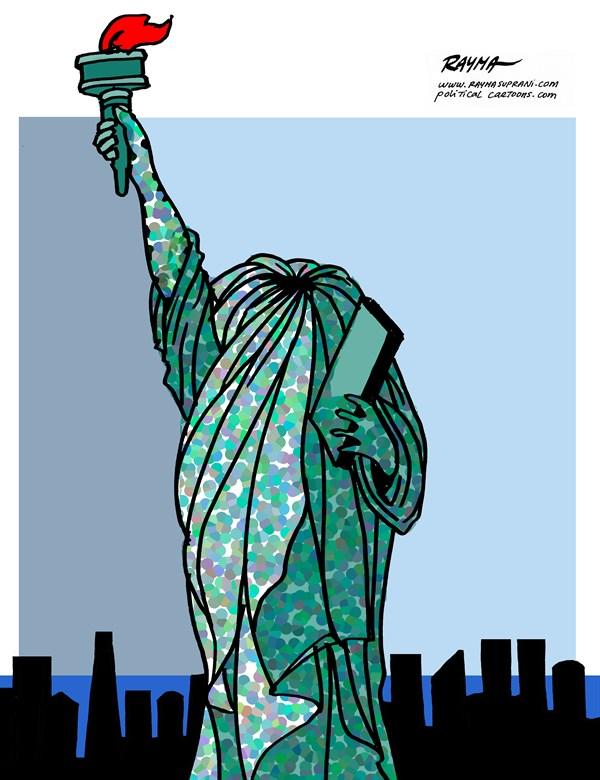Rayma Suprani - CagleCartoons.com - Trump Effect - English - Trump, effect, elections,